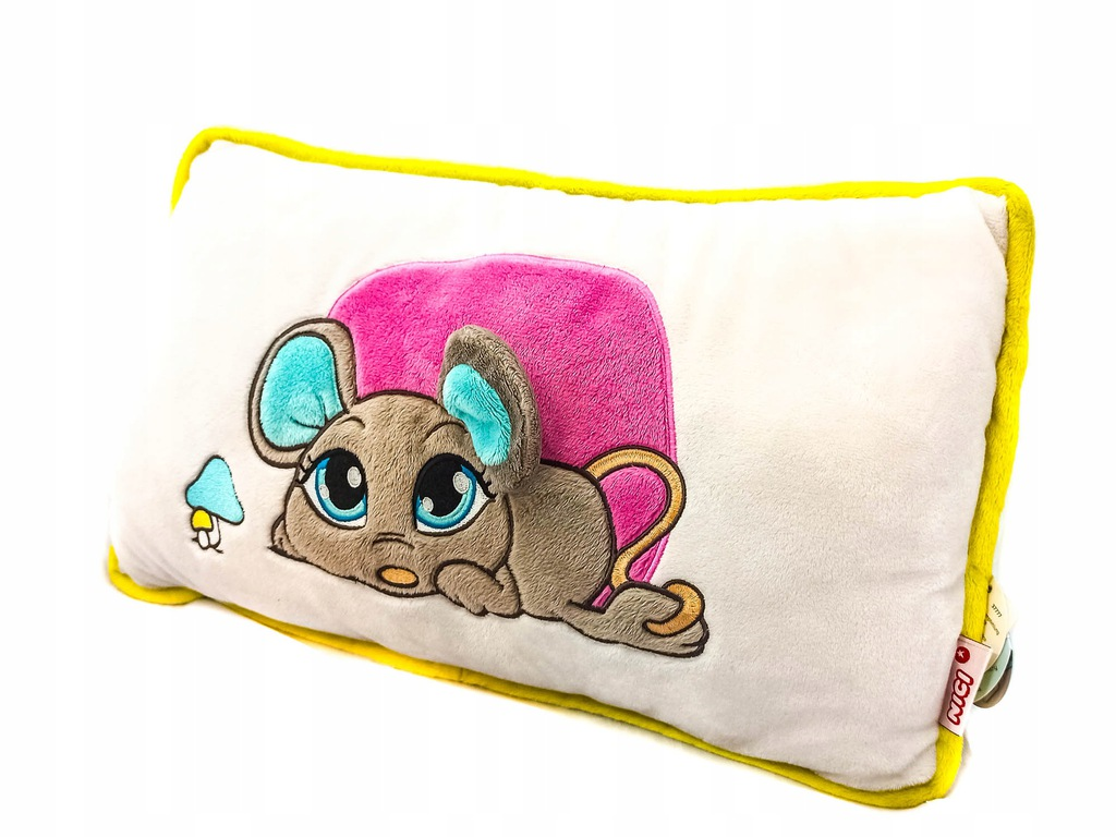 Poduszka myszka NICI Sweet Hearts