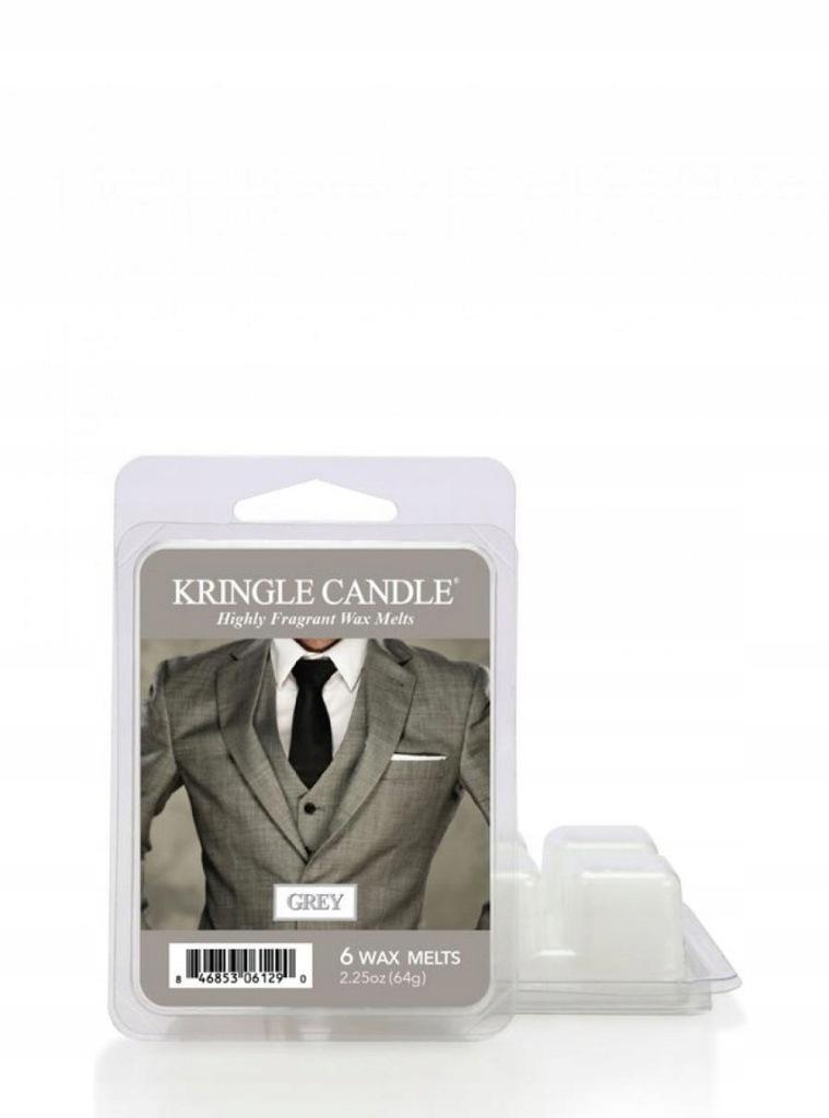 Kringle Candle - Grey - Wosk zapachowy