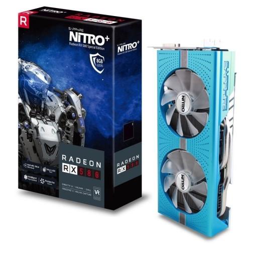 Sapphire Radeon RX 580 Nitro+ Special Edition 8GB