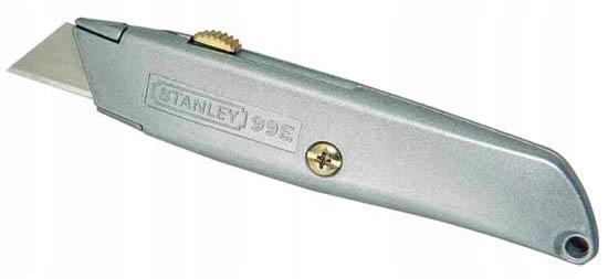 Nóż metalowy 99E +3 ostrza STANLEY 100992