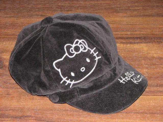 *RESERVED* zjawiskowy kaszkiet Hello Kitty 134 146