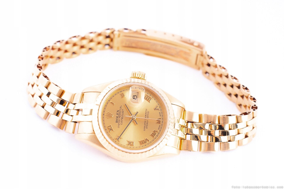 ROLEX OYSTER DATEJUST COSC 69178 LADY'S 26MM/BOX