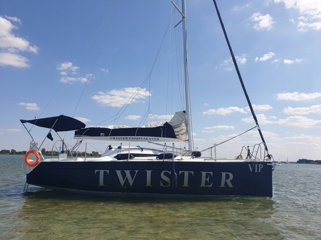 Jacht Żaglowy Twister Complikator żaglówka