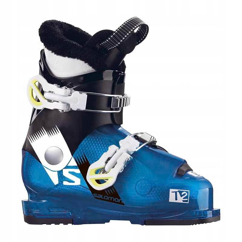 Buty narciarskie SALOMON TR Rt Indigo Blue 18 cm