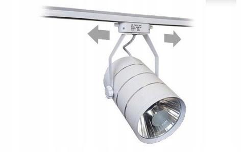 Reflektor szynowy lampa sklepowa LED 30W biały o c