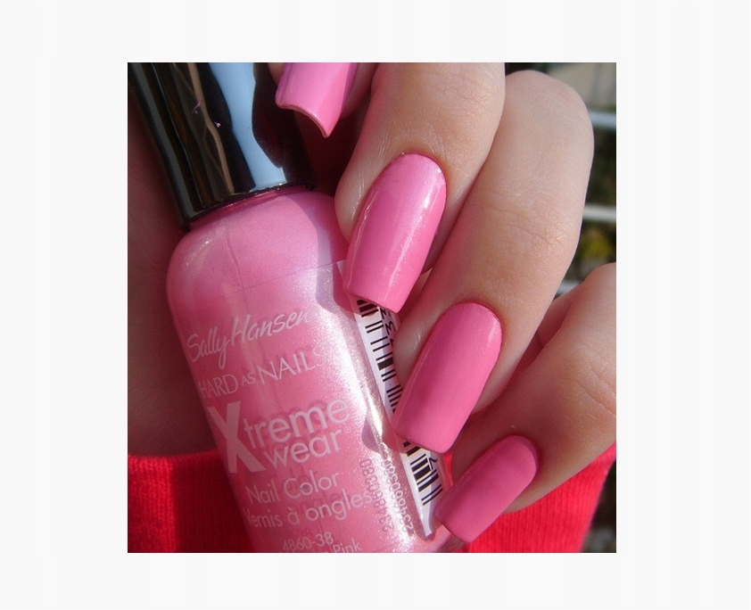 Sally Hansen Xtreme Wear Lakier Pink Rose 7745522612 Oficjalne Archiwum Allegro
