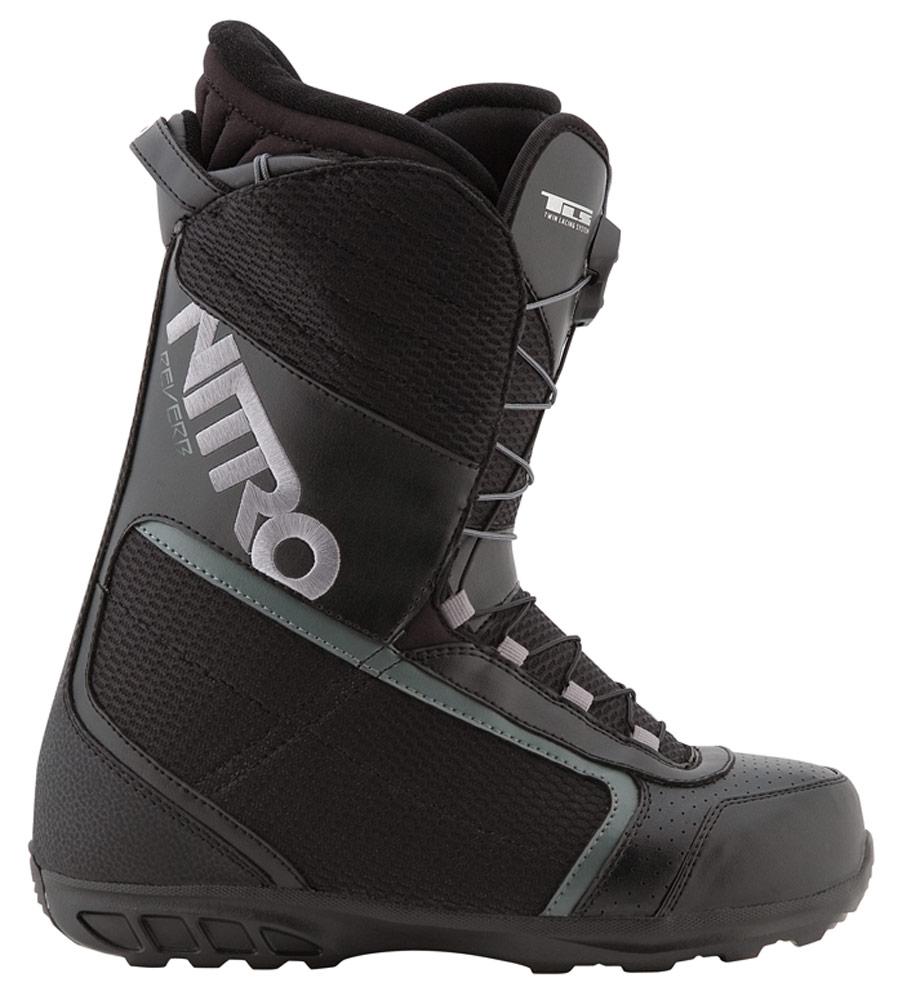 Buty snowboardowe Nitro Reverb TLS r.47 310mm