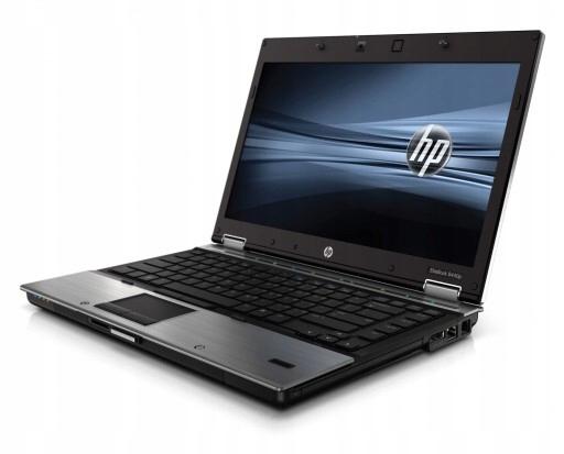 HP ELITEBOOK 8440P i5 250GB 2x2,4GHz 14'' BY246
