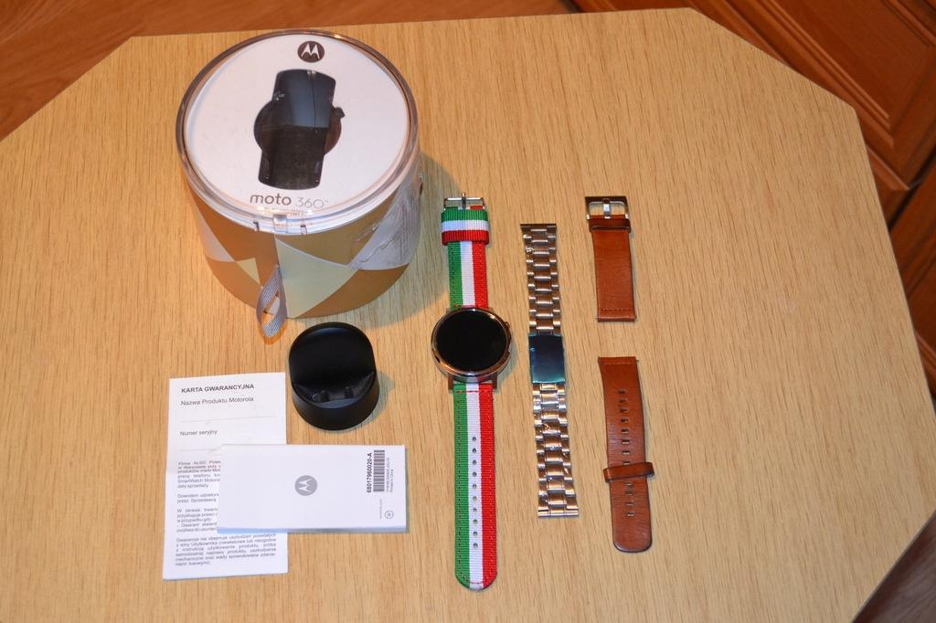 Smartwatch Motorola Moto 360 2gen 46mm