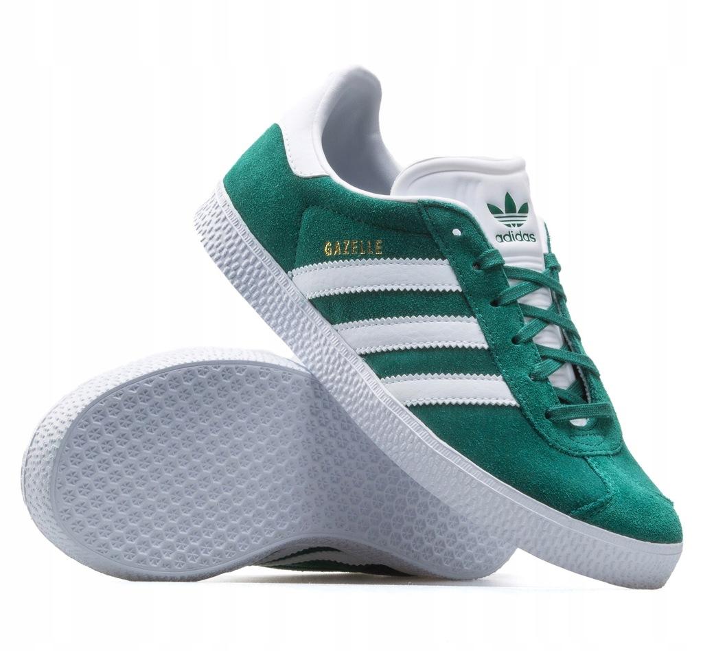 buty adidas runfalcon damskie zielone