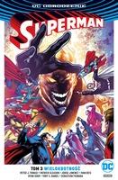 WIELOKROTNOŚĆ SUPERMAN TOM 3 PETER J TOMASI