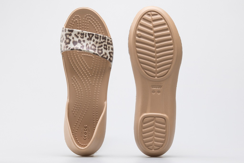 sandały Crocs Lina Graphic Dorsay Sandały Damskie 204362 90L