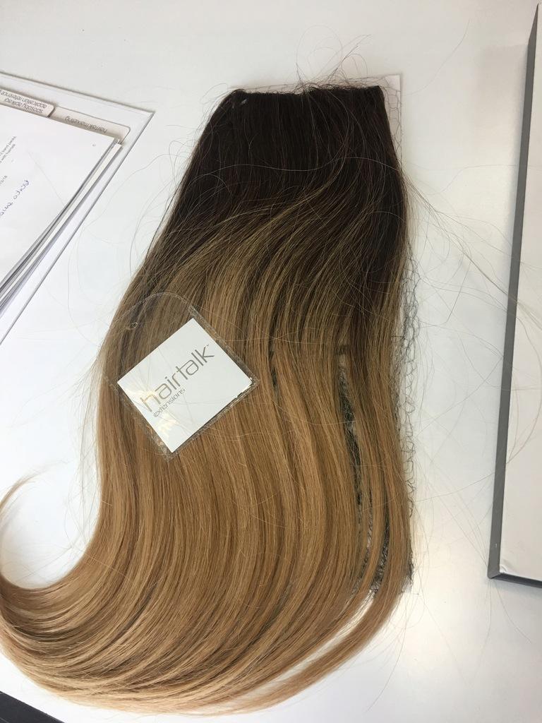 Hairband Wlosy Na Zylce Hairtalk 8546799954 Oficjalne Archiwum Allegro