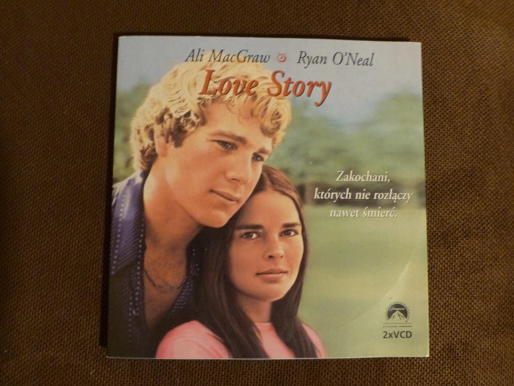 Love Story film na 2 VCD