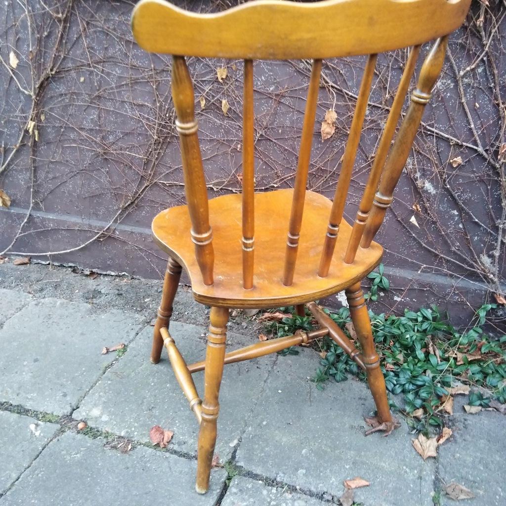 Krzesło Krzesła patyczak patyczaki bonanza PRL 8858547440