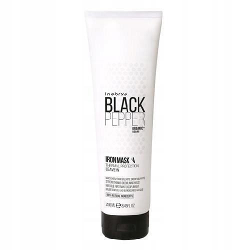 Black Pepper Iron Mask maska regenerująca do włosó