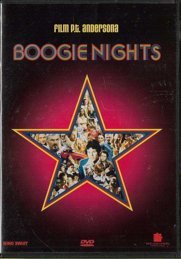Boogie Nigts /reż.P.T.Anderson DVD lektor PL