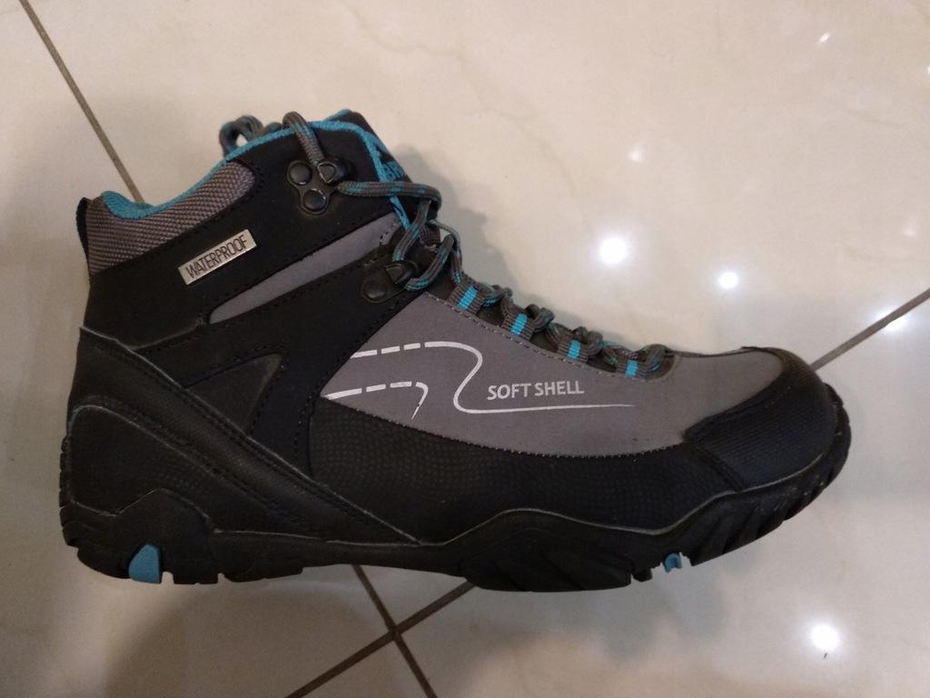 Buty damskie kupione w martes Elbrus roz 41