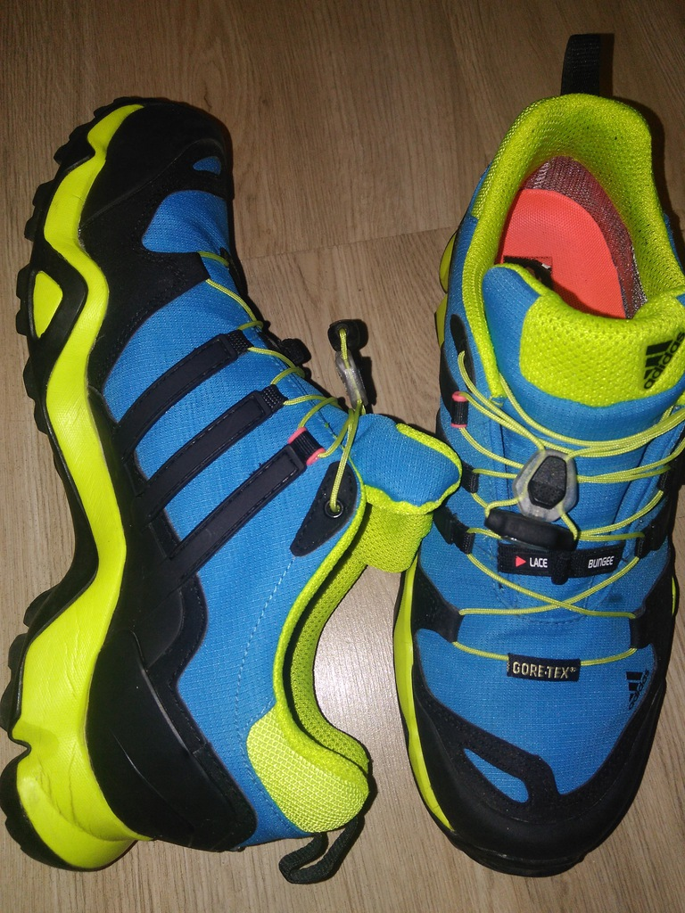 Buty adidas swift gore tex 40 23