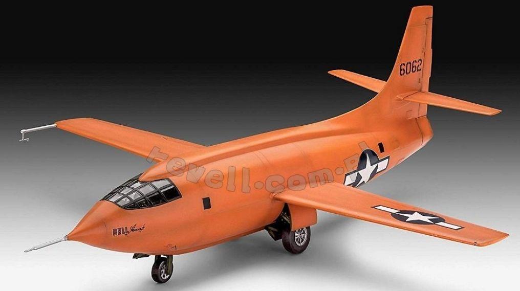 Model do sklejania Revell 03888 Bell X-1 1rst Supe