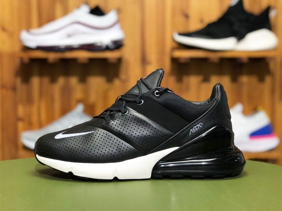 Nike Air Max 270 Premium Black White AO8283 001