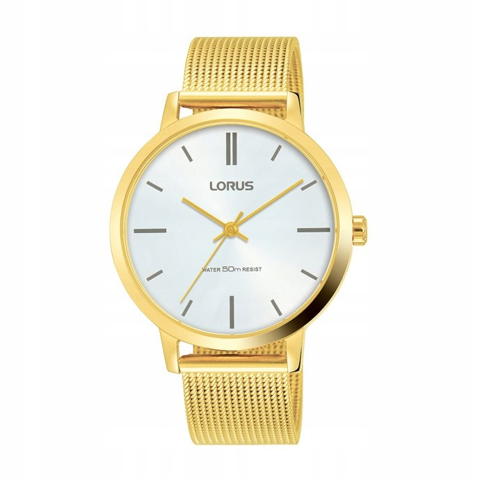 Zegarek damski LORUS Złoty RG264NX9 WYPRZEDAŻ