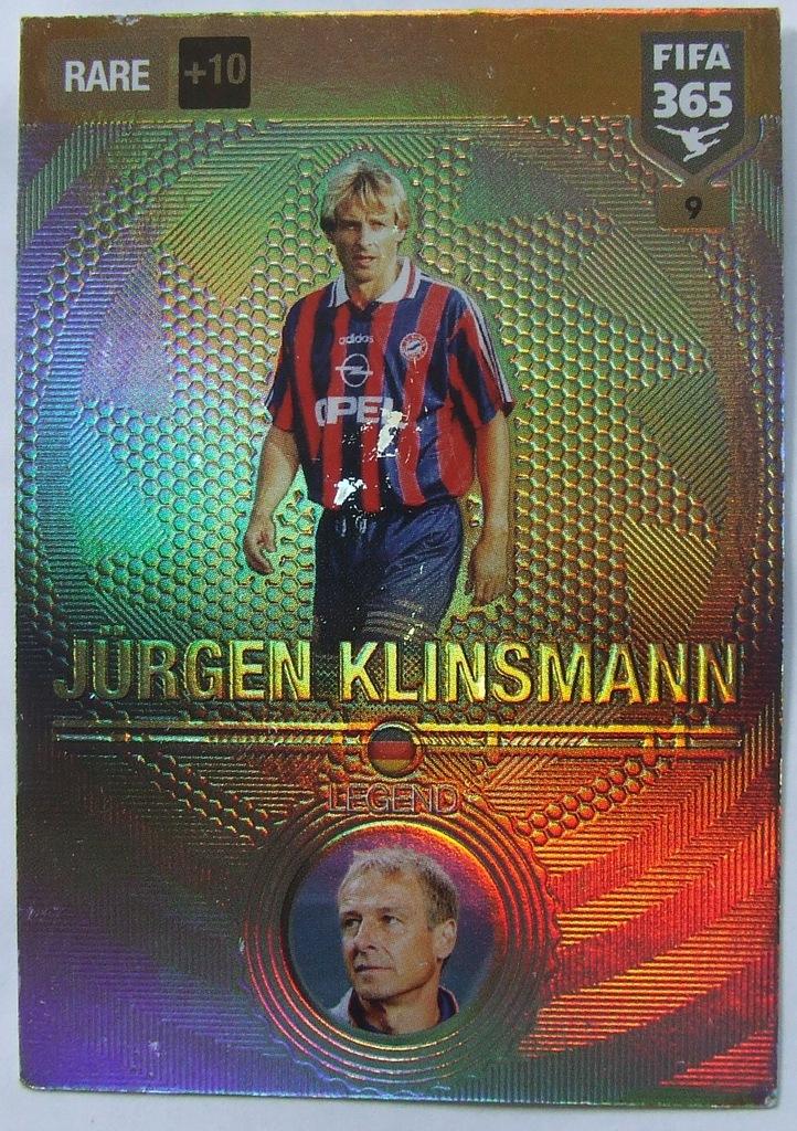 Fifa 365 2017 Jurgen Klinsmann Legend 8425587963 Oficjalne Archiwum Allegro
