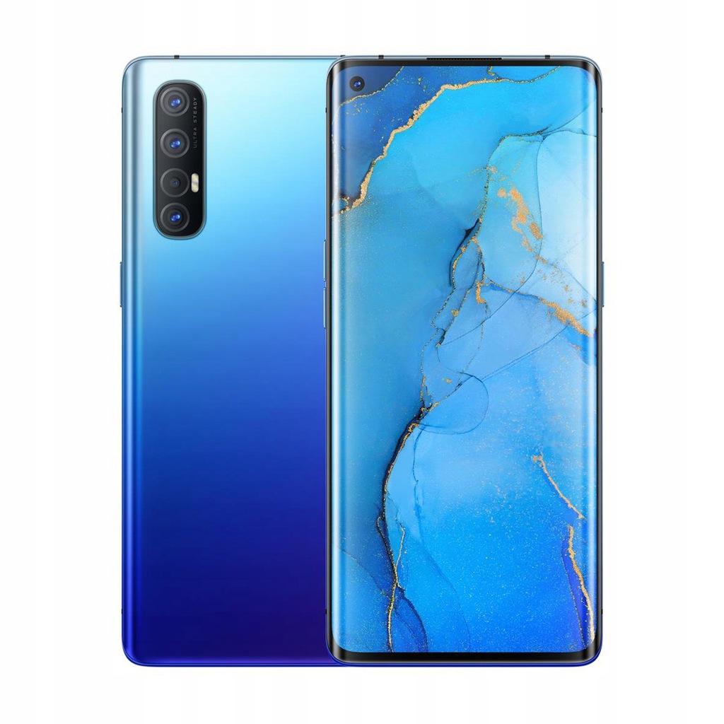Smartfon OPPO Reno3 Pro 12/256GB AMOLED niebieski