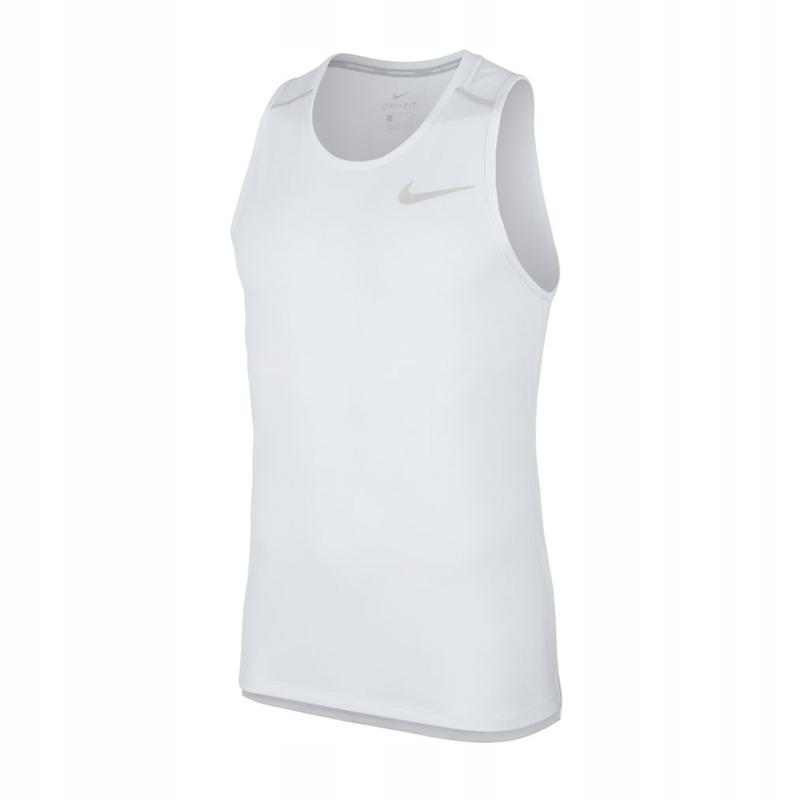 Nike DF Miler Singlet bezrękawnik 100 Rozmiar M!