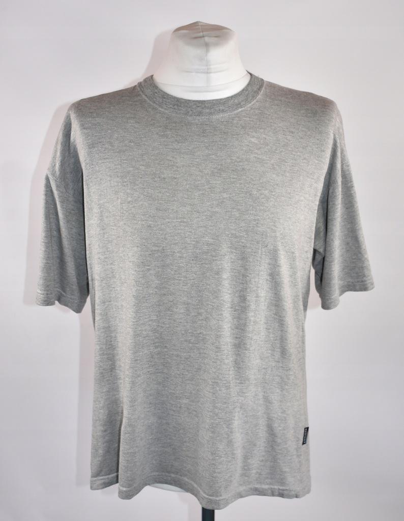 KENWAY koszulka szara krótki rekaw r.XL