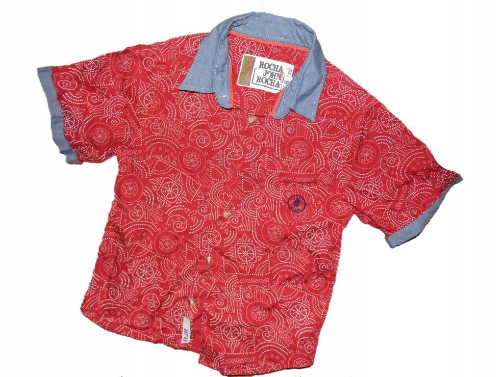 koszula bawelna 110 stan bdb