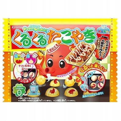 Kracie Popin Cookin Diy Kurukuru Takoyaki Kit 7955431679 Oficjalne Archiwum Allegro