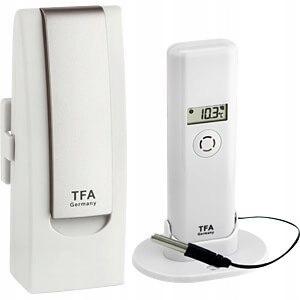 Starter-Set mit Thermo-Hygro-Sender