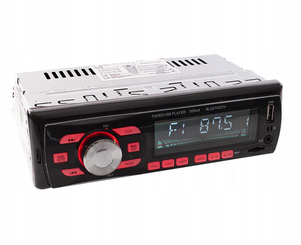 Radio Samochodowe Fm Mp3 Usb Sd Mmc Aux Pilot 7840921684 Oficjalne Archiwum Allegro