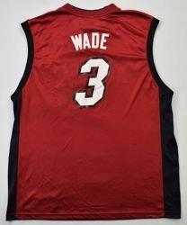 MIAMI HEAT *WADE* NBA KOSZULKA XL