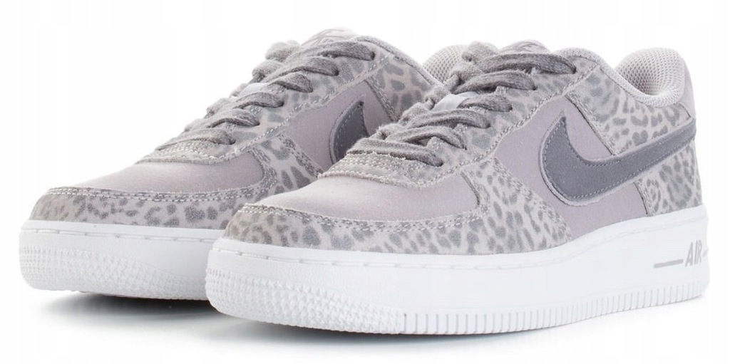Nike Air Force 1 LV8 GS 849345 001 | Fioletowy, Popielaty