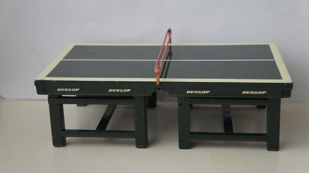 Mini stół do ping ponga DUNLOP model na biurko