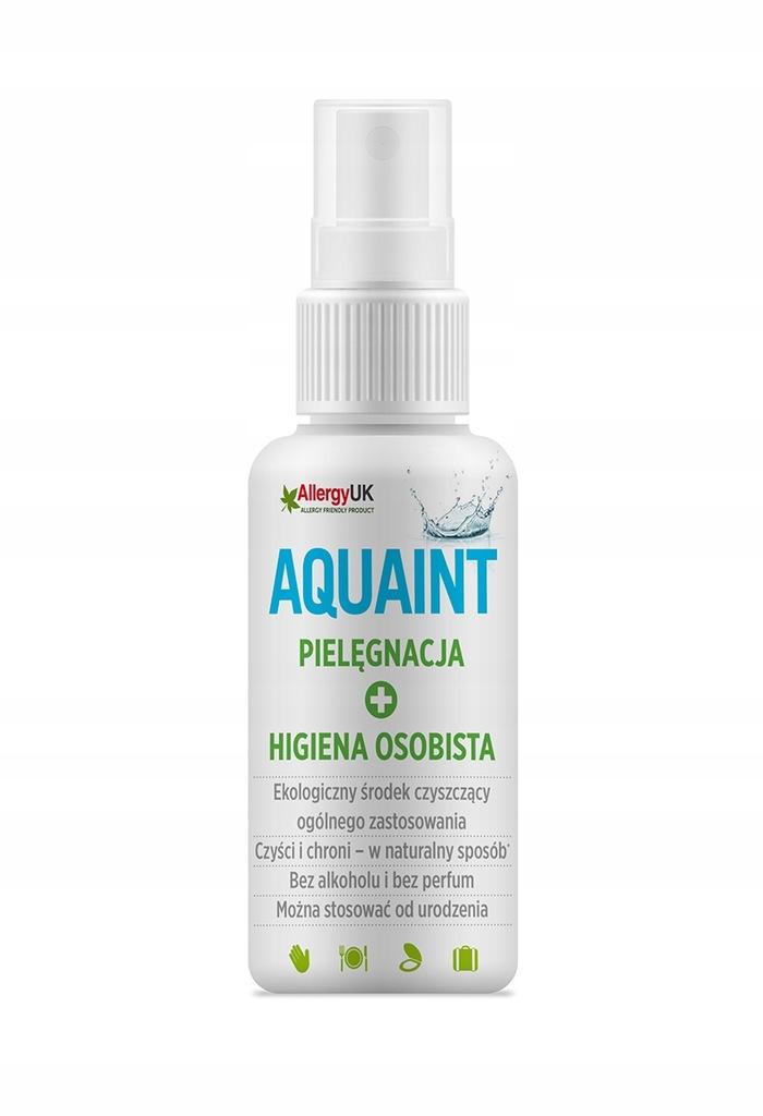 Aquaint 100 % naturalna woda dezynfekująca 50 ml