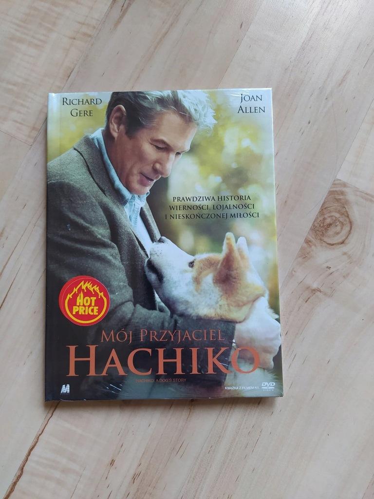 Mój przyjaciel Hachiko - DVD