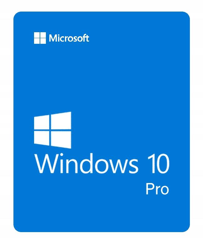 Microsoft Windows 10 Professional Pl 32 64bit Fv 7940208229 Oficjalne Archiwum Allegro