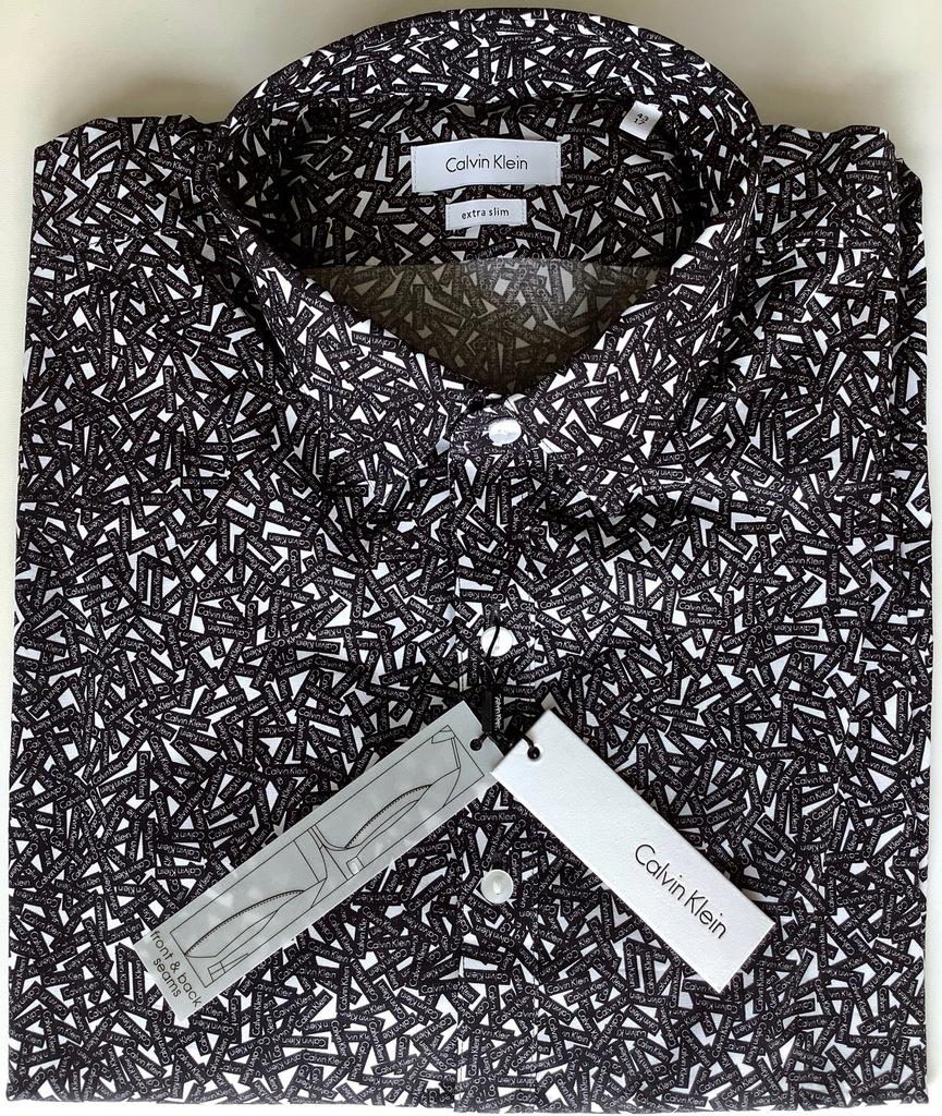 CALVIN KLEIN koszula r. 40