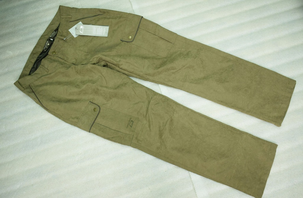 Nowe BALENO NOTTINGHAM COUNTRY TROUSERS Hunt 50/L.