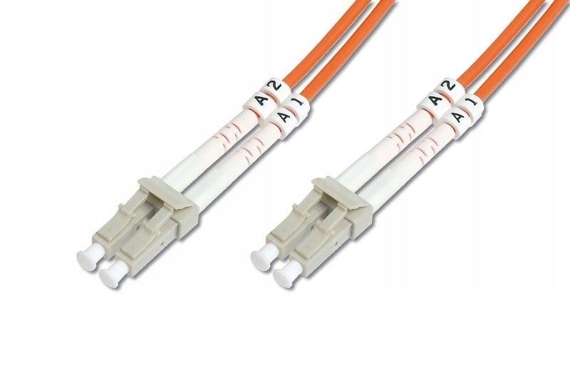 Patch cord światłowodowy FO MM 50/125 OM2 LC-LC dp