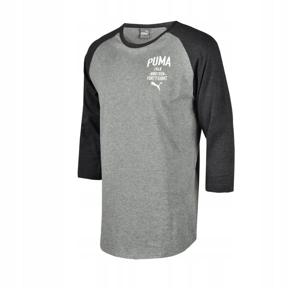 Bluzka Puma 834705 03 Style ATHL Baseball Tee r. M