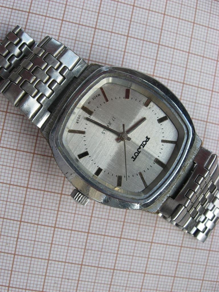 Stary zegarek rosyjski