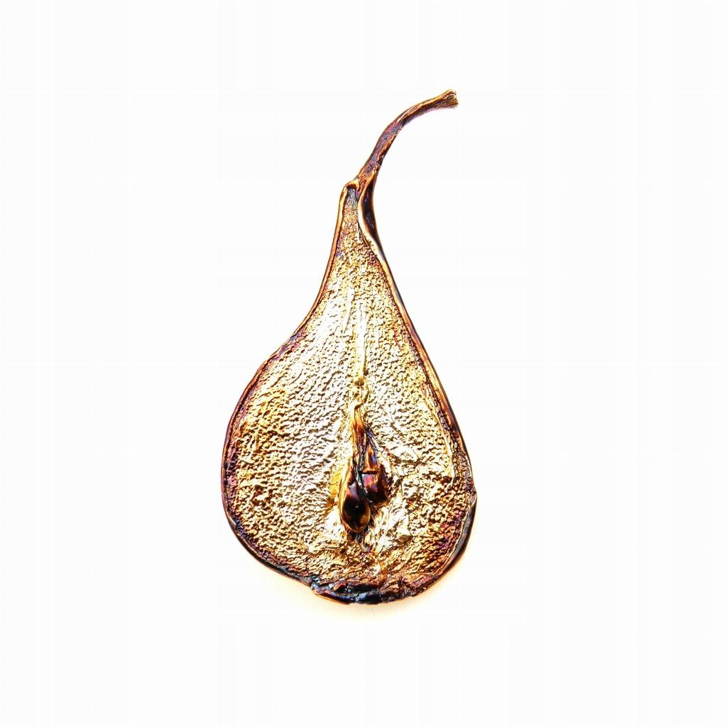 Venus Galeria - Gruszka - broszka srebrna