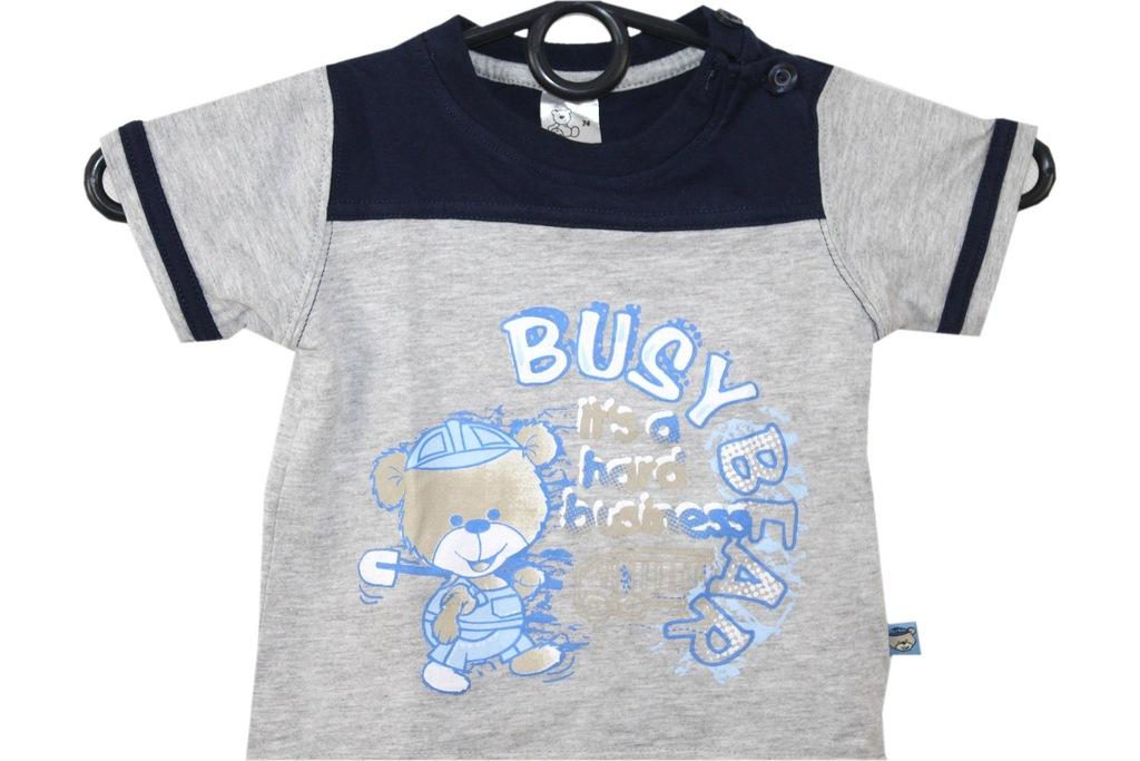 k3 Chłopięcy T-shirt Koszulka Bawełna Nadruk__74