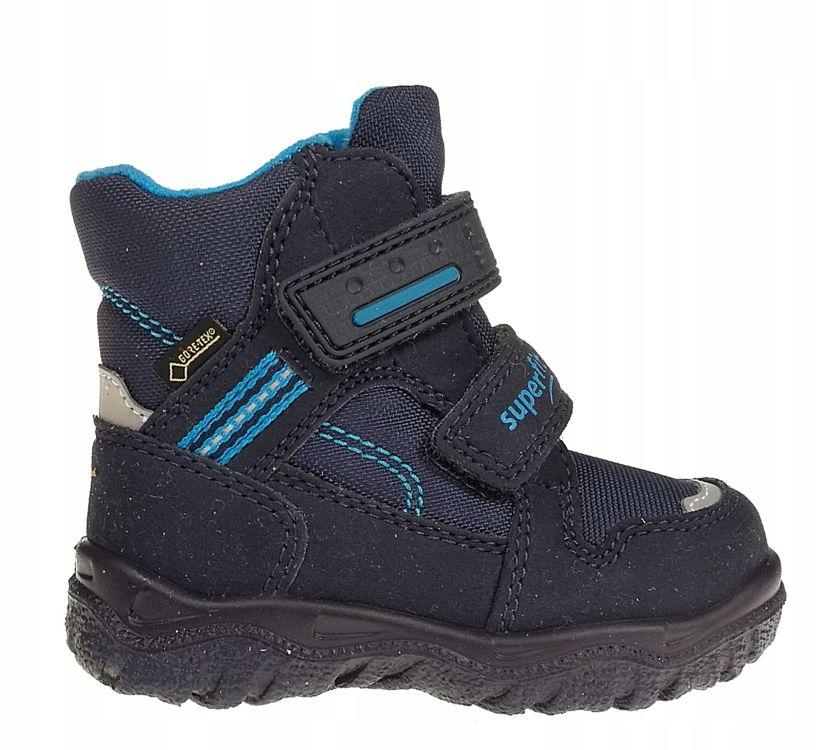 SUPERFIT-Granatowe Śniegowce 8-09044-80 R 30