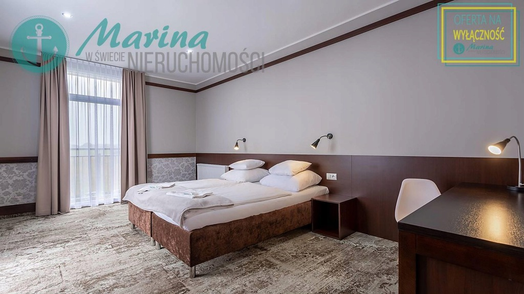 Hotel, Gdynia, Kamienna Góra, 1413 m²