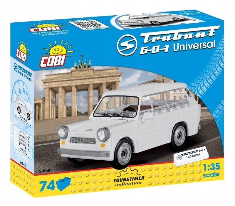 Klocki Youngtimer Collection - Trabant 601 Univers